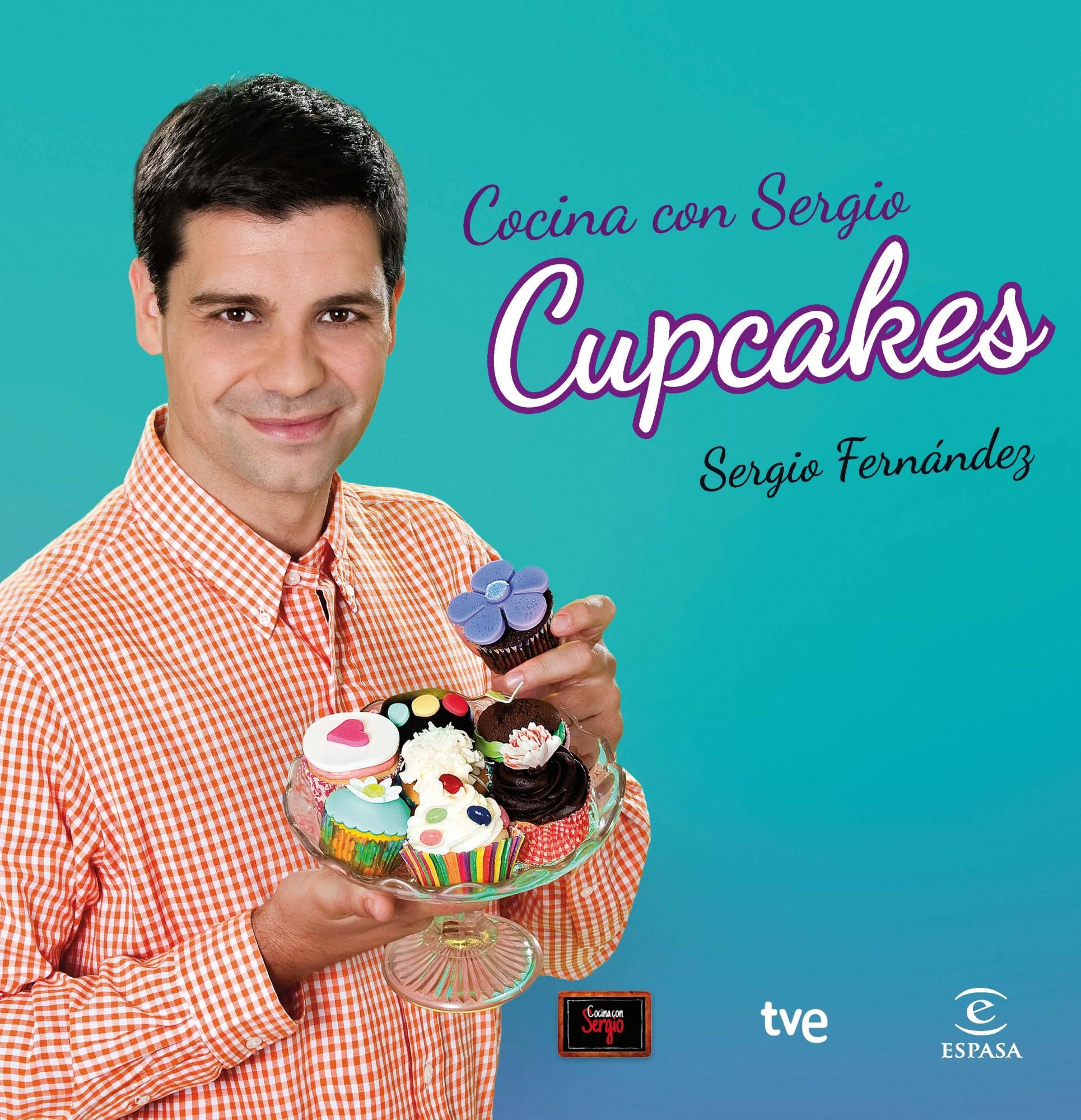 Cocinar Con Sergio En Las Mañanas De La1   Cocina Con Sergio Cupcakes Planeta De Livros